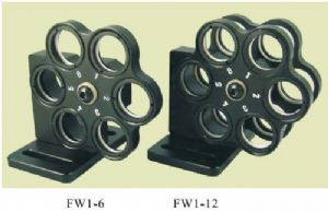 Filter Wheel Holder, 2 x 6 - FW1-12